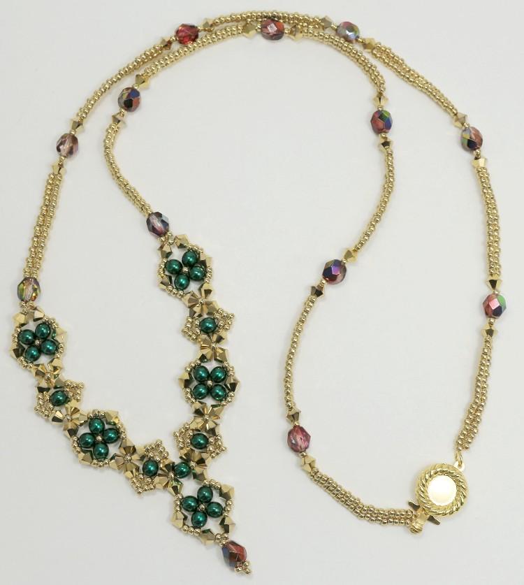 Deb Roberti\'s Craving Crystal Necklace