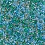 8c796c91be7 Miyuki Delica Seed Beads 5g 11/0 DB2067 Luminous Mermaid Waves Mix